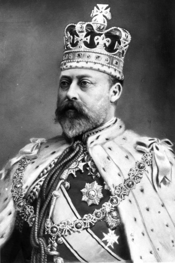Queen family tree King Edward VII Queen Victorias son reigned for a decade before his death Image GETTY