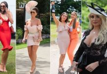 Royal Ascot Racegoers arrived in Ascot for day four of the famous races Image SpalshNews PA