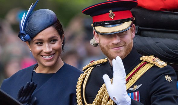 Royal news Meghan and Harry renovation will cost £ million Image GETTY