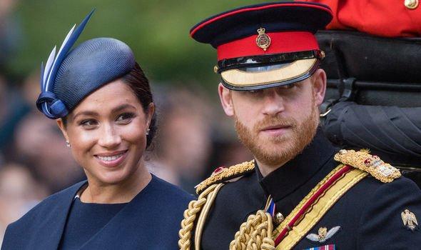 Royal news Meghan will return to her duties soon Image GETTY
