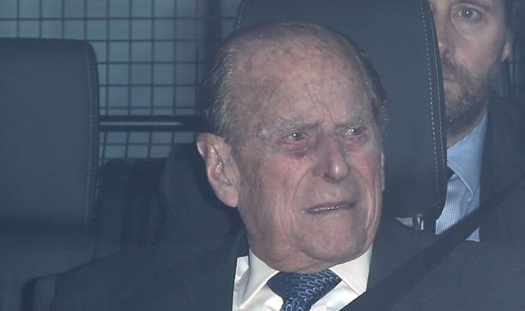 Royal news Prince Philip spoke following the Queen Mothers centenary Image GETTY