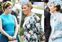 Royal pregnancy rumours Some think Zara Tindall Kate Middleton and Eugenie are ALL expecting Image GETTY