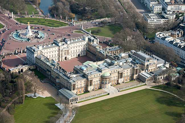 Royal renovation costs compared – from Frogmore Cottage to Buckingham Palace Photo C GETTY IMAGES