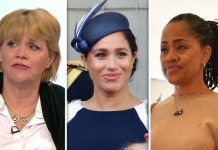 Samantha Markle Meghan Markle and Doria Ragland Image GETTY