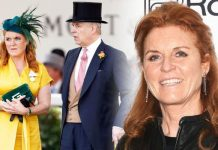 Sarah Ferguson Prince Andrew's 'feelings of debt' for Fergie Duchess of York revealed Image GETTY