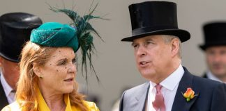 Sarah Ferguson documentary Sarah Ferguson has two children with Prince Andrew Image GETTY