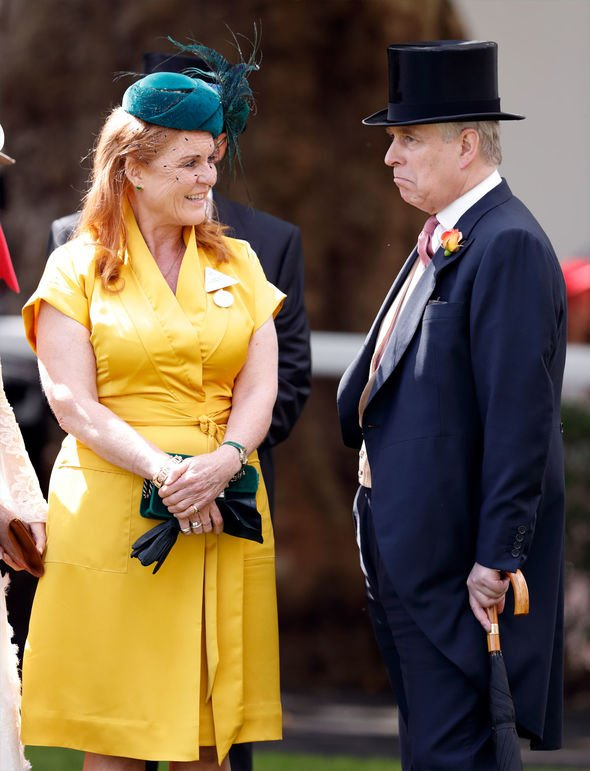 Sarah Ferguson news Rumours that Fergie and Prince Andrew are back together abound Image GETTY
