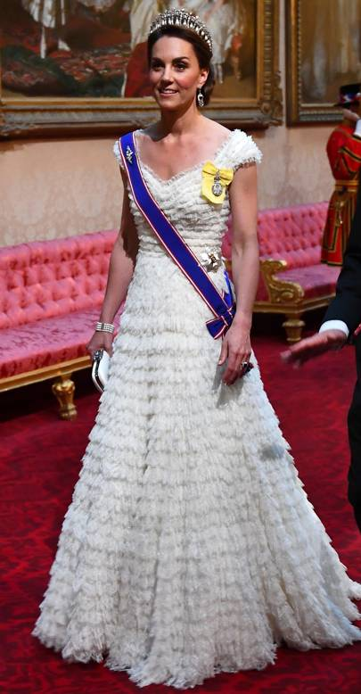 THE DUCHESS OF CAMBRIDGE Photo C Getty Images