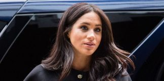 The Duchess of Sussex has been branded extravagant by a Royal expert Image GETTY