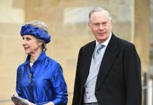 The Duke and Duchess of Gloucester are moving into the Old Stables Kensington Palace Photo C Getty Images