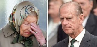 The Queen was reportedly left in tears by Prince Philip almost brutal behaviour Image GETTY