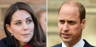 William told his grandparents he was not sure if he loved Kate enough Image GETTY