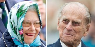 A royal aide was left red faced by the way Philip and the Queen Image GETTY