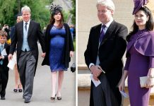 Archie Christening photos Earl Spencer has upset the royal family in the past Image GETTY
