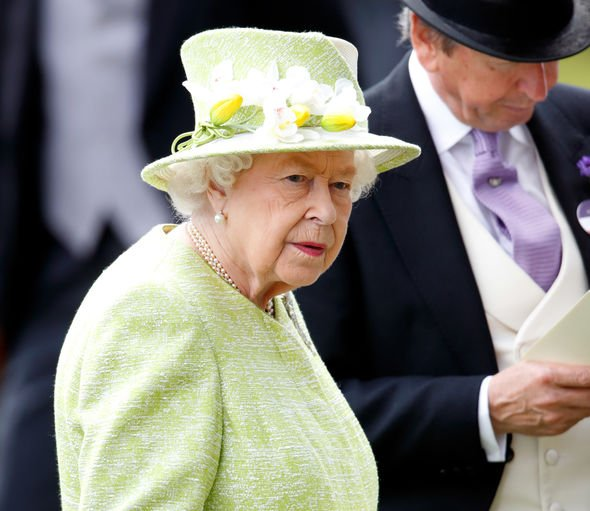 Buckingham Palace intruder The Queen was in residence at the time of both break ins Image GETTY
