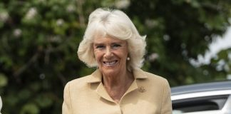 Camilla celebrated her nd birthday on Wednesday Image GETTY