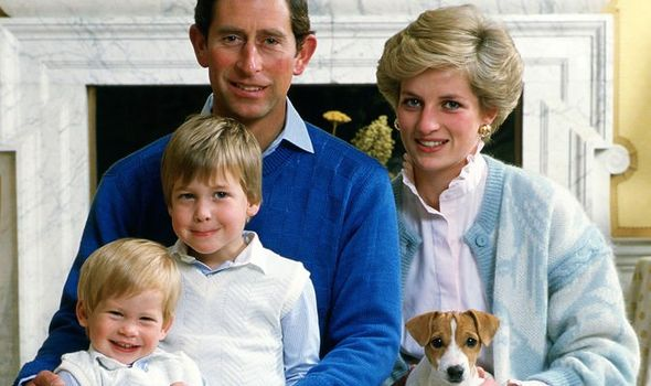 Charles and Diana Image GETTY