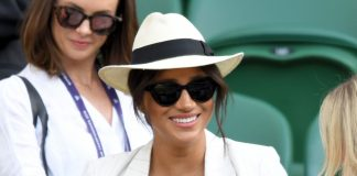 Duchess Meghans go to Wimbledon hat is a total bargain Photo C Getty Images