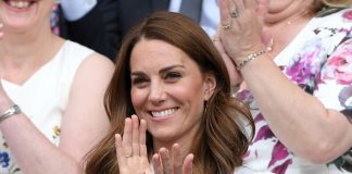 Kate Middleton Princess Diana tribute Kates engagement ring once belonged to Diana Image GETTY