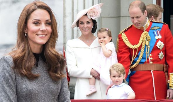 Kate Middleton She seems happy for her children to take up any interests they like Image GETTY