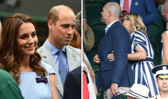 Kate Middleton body language Both of the royal couples were married in Image KARWAI TANG VICTORIA JONES WPA POOL GETTY