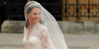 Kate Middleton gives sweet nod to her wedding day with new garden Photo C Getty