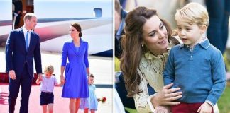 Kate Middleton is just like any mother when she travels in that she knows to be prepared Image Getty Images