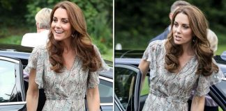 Kate Middleton news Attended a workshop with children from the charity Action for Children Image GETTY