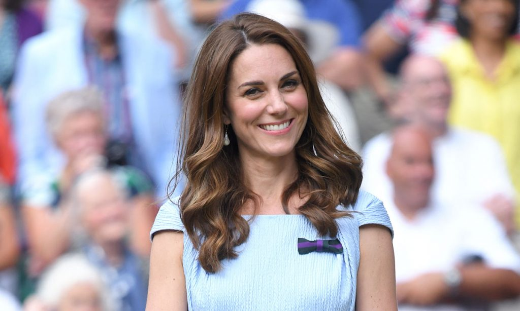 Kate Middleton receives special gift for Prince Louis at Wimbledon take a look Photo C GETTY IMAGES