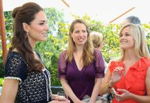Kate Middletons celebrity friends revealed – and some may surprise you