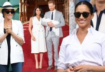Meghan Markle Her fashion choices could reveal she now feels more confident in her role as a royal Image GETTY