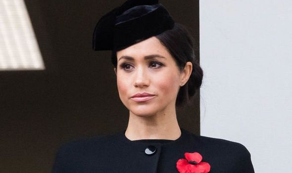 Meghan Markle Meghan made a loaded comment when she chatted to singer Pharrell Williams Image Getty
