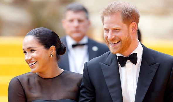 Meghan Markle and Harry could welcome a new baby next year Bromley claimed Image GETTY