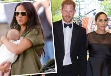 Meghan Markle and Prince Harry How has the couples relationship changed Image GETTY