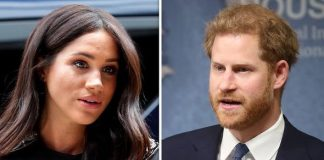 Meghan Markle and Prince Harry have reportedly had three nannies in six weeks Image GETTY