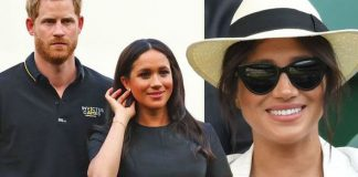 Meghan Markle has been warned not to ImageGETTY