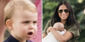 Meghan Markle latest news Duchess of Sussex Archie and Prince Louis in adorable moment Image Samir Hussein WireImage