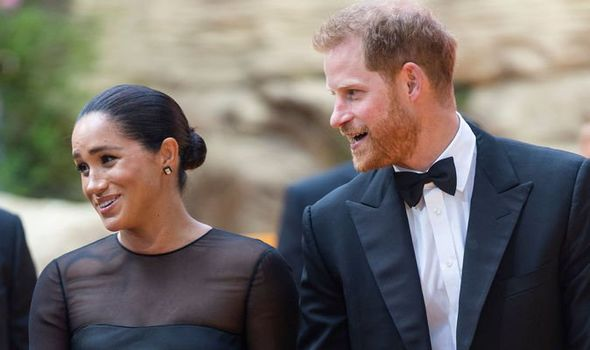 Meghan Markle latest news Duchess of Sussex and Prince Harry snatch expert Image GETTY