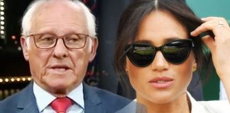 Meghan Markle news Dickie Arbiter warned that Meghan may not be being correctly advised Image Nine News Australia Getty