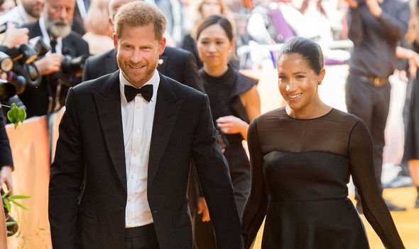 Meghan Markle news Prince Harry and Meghan recently attended the Lion King premiere Image Getty