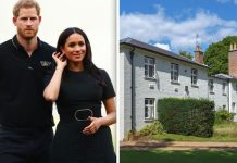 Meghan Markle news Why couple may have to rip up Frogmore Cottage garden for breaking THIS rule Image GETTY Graham Prentice Alamy Stock Photo