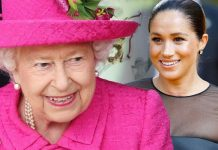 Meghan Markle will fulfil the Queens last wish when she dies Image GETTY