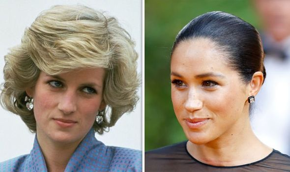 Meghan Markle would have had a tricky relationship with Diana claims expert Image GETTY