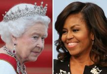 Michelle Obama has received a major new title that is higher than the Queen of England's Image GETTY