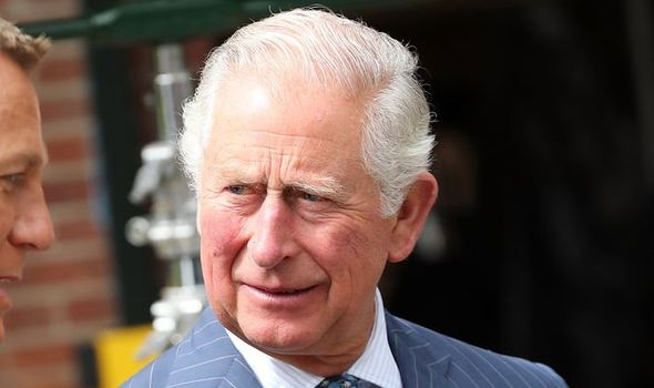 Prince Charles admitted he finds raising money an awful bother Image GETTY
