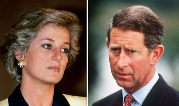 Prince Charles reportedly forbade Diana from doing engagements with him Image GETTY