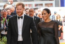 Prince Harry and Meghan Markle attended the Lion King premiere last weekend Image Getty