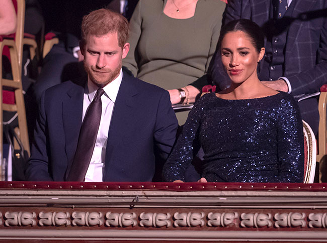 Prince Harry and Meghan will be on tour in September Photo C Getty Images