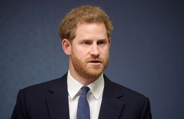 Prince Harry devastated Harry is sixth in line to the throne Image GETTY