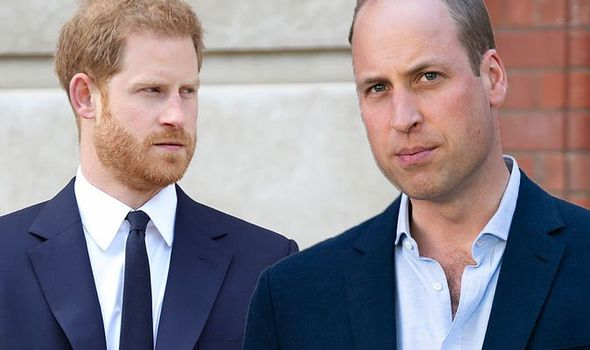 Prince Harry devastated Royals would make clear Harry was number two to William Image GETTY